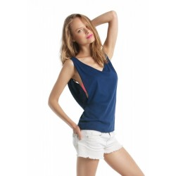 Laides Breezy Tank Top Summer Fever Women B&C