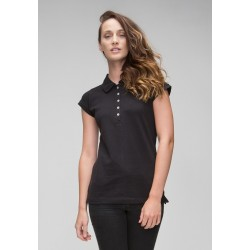 Ladies Superstar Polo Shirt Mantis M79