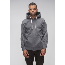 Men's Superstar Zip Through Hoodie M83