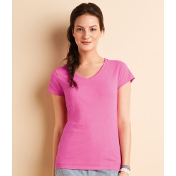 Gildan Ladies Softstyle V-Neck T-Shirt 64V00L