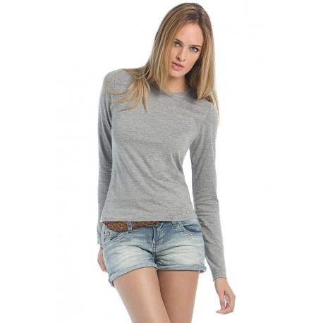 Ladies Longsleeve T-Shirt Women-Only LSL