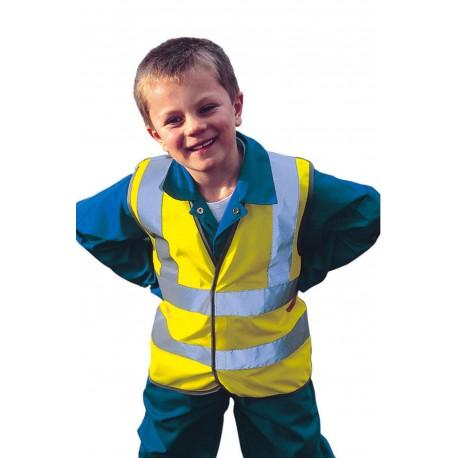 Gilet sécurité route enfant DSA22007