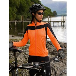 Ladies Bikewear Performance Top LS S255F