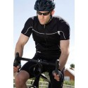 Mens Bike Full Zip Top S188M