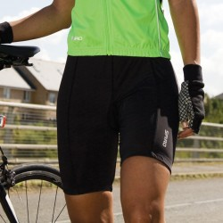 Ladies Padded Bike Shorts S187F