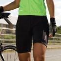 Ladies Padded Bike Shorts S187F
