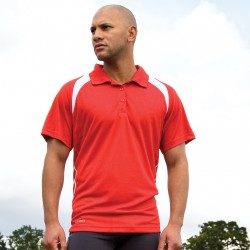 Mens Team Spirit Polo Spiro S177M
