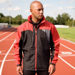 Mens Team Soft Shell Jacket Spiro S175M