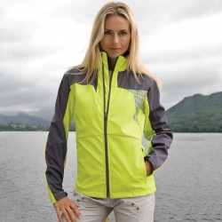 Ladies Team Soft Shell Jacket Spiro S175F
