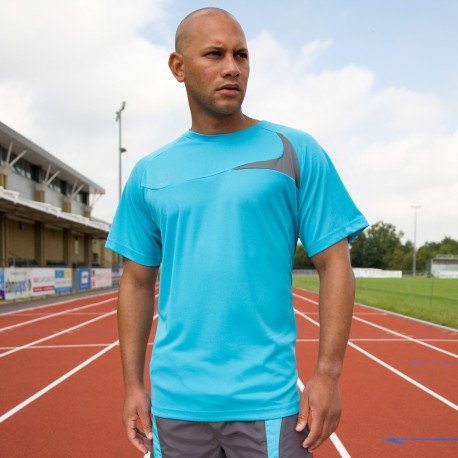 Mens Dash Training Shirt Spiro S182M