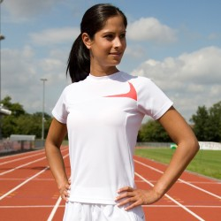 Ladies Dash Training Shirt Spiro S182F