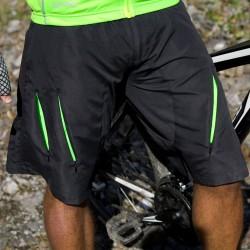 Unisex Bikewear Off Road Shorts Spiro S264X