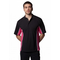 Mens Track Polo Gamegear® KK475